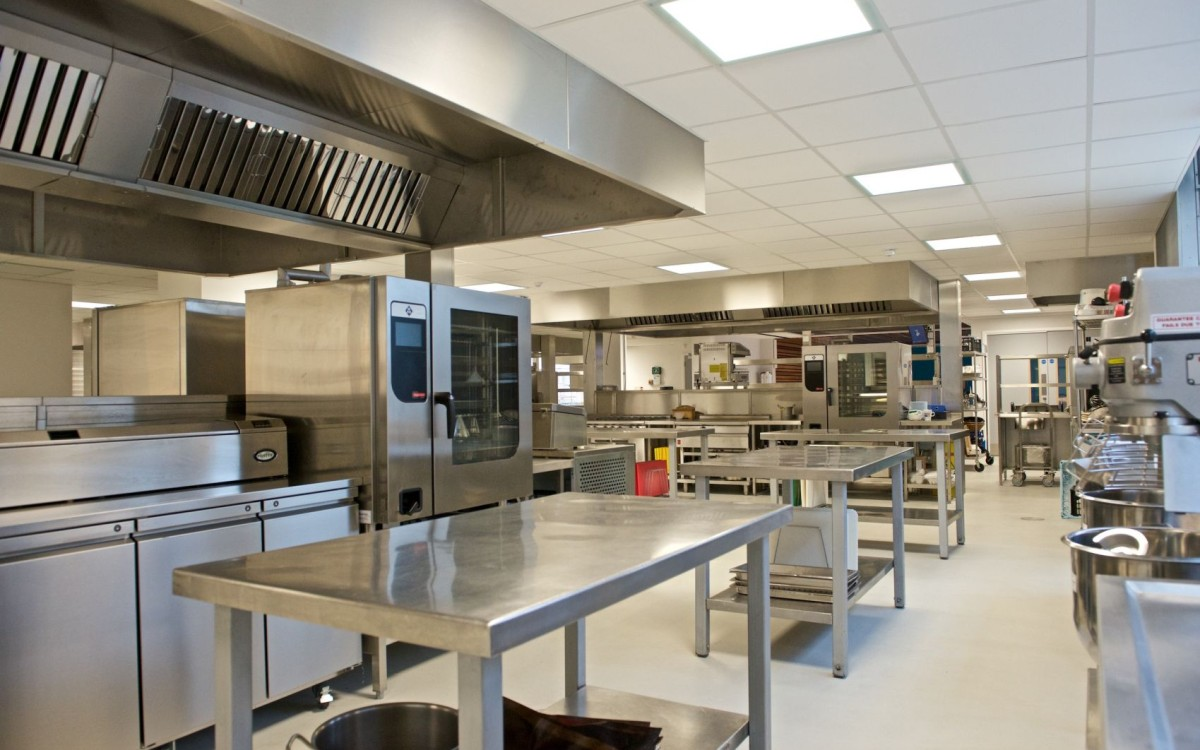 Top grade commercial kitchen