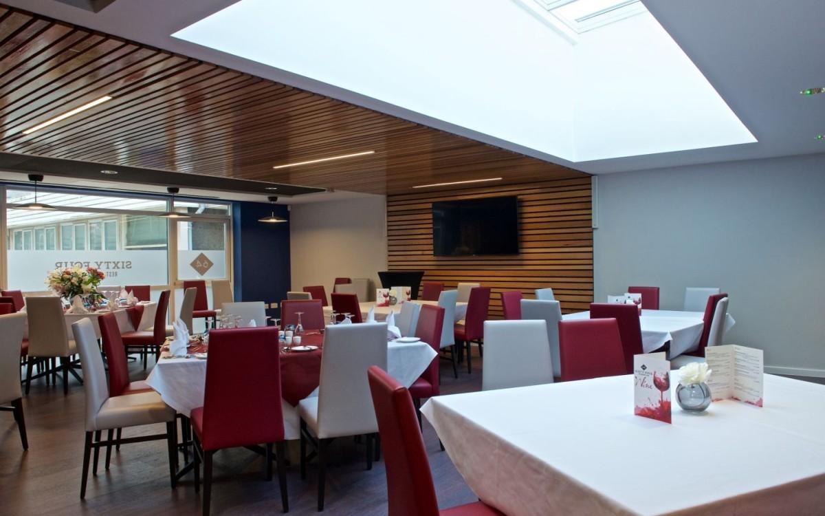 The 64 Restaurant, Chichester College
