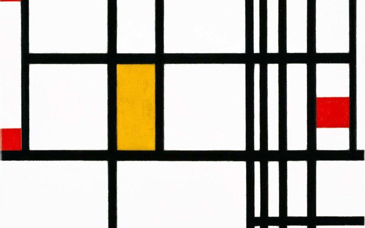 Mondrian window design